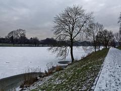 Ice Age - 001-0002_Web (berni.radke) Tags: schnee winter snow ice iceage eis mnster winterlandscape winterlandschaft aasee eiszeit