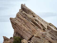 The Selfie (Not Me) (KeithJ) Tags: california outdoors selfie aguadulce vasquezrocks losangelescounty parksandrecreation