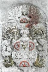 Escudos herdicos Catedral Luterana Santa Maria o de la Cpula Riga Letonia 11 (Rafael Gomez - http://micamara.es) Tags: santa de la o maria dom catedral riga doms luterana zu cpula letonia escudos rgas herdicos