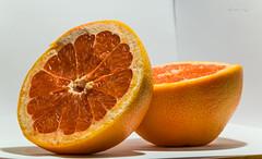 Grapefruit (Szabolcs Nagy @ Hungary) Tags: food white fruit indoor grapefruit backround