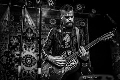 Lincoln Durham by Jay Trevino (Lincoln Durham) Tags: beard gothic southern psycho mind resonator unraveling austinmusic onemanband revelations cigarboxguitar waxedmustache lincolndurham revivalpunk