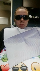 025/366 [2016] :: Permanent Crown (Sarah @ TM2TS) Tags: teeth crown dentist dentalappointment day25366 25jan16 366the2016edition 3662016 permanentcrown