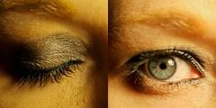 When I think of you (Deathexit12) Tags: lighting blue eye girl up closeup model eyes close blueeyes danielle makeup eyeshadow deathexit12