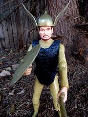 Marx Gold Viking (atjoe1972) Tags: vintage toys actionfigure gold retro sword axe marx knight warrior brave shield 1960s 1970s custom viking 16th botw 12inch noble lbc norse johnnywest bestofthewest atjoe1972 sirgordon