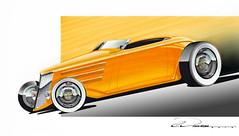 34 Ford Butterscotch Tux