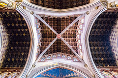 Chapel Ceiling (Spence...) Tags: windows building church architecture canon outdoors design focus colours cathedral unique towers carving pillars spence canon6d angspence canon24105l