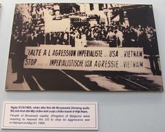 """Ho Chi Minh Ville: manifestation en Belgique <a style=""""margin-left:10px; font-size:0.8em;"""" href=""""http://www.flickr.com/photos/127723101@N04/24665950975/"""" target=""""_blank"""">@flickr</a>"""