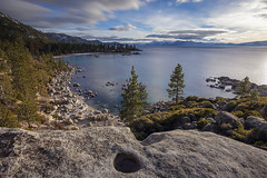 Sand Harbor Lake Tahoe (Richard Thelen) Tags: trip travel usa art digital landscape laketahoe sierra sandharbor canon6d sandharborisnotanudebeach