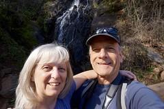 Visiting Calcutta Falls (tmrae) Tags: hiking hike northfork auburnstaterecreationarea februaryfun auburnca auburncalifornia americanrivercanyon