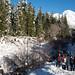 Monte Rainier ao fundo