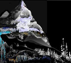 La montagne 2a
