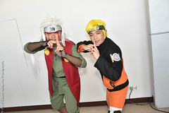 Jiraiya and Naruto (Freelance Photographer and Random Otaku Fanatic) Tags: cosplay jiraiya narutouzumaki narutoshippuden smxconventioncenter cosplaycarnival2016