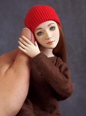 Someone to trust (JRDolls) Tags: art doll craft bjd artistdoll кукла resindoll бжд шарнирнаякукла авторскаякукла
