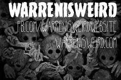 """""""Outreach"""" (http://warrenisweird.com) Tags: blackandwhite monochrome blog wordpress text horror facebook horrormovies followforfollow"""
