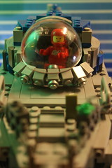 main deck (OlleMoquist) Tags: classic canon toy underwater lego space bricks submarine spaceship custom moc toyphotography legobricks classicspace legoclassicspace teamcanon neoclassicspace legophotography