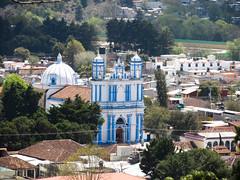"San Cristóbal de las Casas: l'église Santa Lucia <a style=""margin-left:10px; font-size:0.8em;"" href=""http://www.flickr.com/photos/127723101@N04/25028002153/"" target=""_blank"">@flickr</a>"