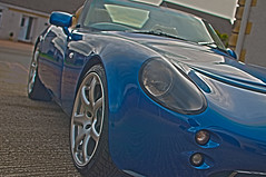 TVR 2 (Mike Branney) Tags: hdr tvr tamora
