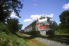CB&Q F7 164A (Chuck Zeiler) Tags: railroad burlington train locomotive naperville chz f7 emd cbq 164a