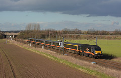 The Thorpedo (Feversham Media) Tags: yorkshire grandcentral northyorkshire hst eastcoastmainline selby valeofyork ecml intercity125 thorpewilloughby