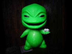 Oogie Boogie (ridureyu1) Tags: toy toys actionfigure pop bobblehead nightmarebeforechristmas oogieboogie funko toyphotography funkopop sonycybershotsonycybershotdscw690 mysterymini