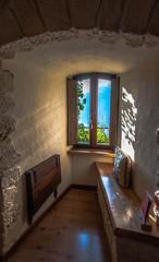 Nische (Nihil Baxter007) Tags: castle window fenster room zimmer burg guestroom ehrenburg nische