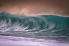Shore break 2 ... (Ludovic Lagadec) Tags: ocean longexposure morning sea mer seascape water landscape bravo eau waves surfer marin wave surfing 7d matin shorebreak atlantique landes marée aquitaine longueexposition oceanscape quiksilverprofrance 7020028isl ludoviclagadec