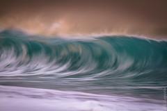 Shore break 2 ... (Ludovic Lagadec) Tags: ocean longexposure morning sea mer seascape water landscape bravo eau waves surfer marin wave surfing 7d matin shorebreak atlantique landes mare aquitaine longueexposition oceanscape quiksilverprofrance 7020028isl ludoviclagadec