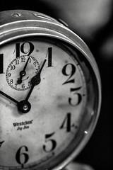 Westclock Big Ben Alarm Clock (awdylanis) Tags: old 2 6 3 alarm clock turn vintage 1 big hands hand time ben antique 5 4 dial bigben retro hour second hours click 12 minutes seconds alarmclock minute westclox a bigbendeluxe westclock shelfclock westcloxbigbenstyle2nickelplain bigbenalarmclock