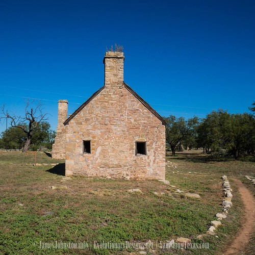 The only complete building left of the fort. The rest burned decades ago or were torn down over the years.  Located in present-day Jones County, Fort Phantom Hill is one of the most pristine historic sites in Texas. It was one of the second line of forts