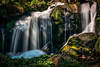 Schwarzwald. Waterfall. (WaSz-Fotograf) Tags: autumn trees white black green fall nature water beautiful creek forest river germany landscape outdoors waterfall moss europe scenic peaceful calm fresh clean clear remote cascade idyllic schwarzwald isolated wasserfalle 500px ifttt