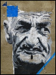 Lagos (abudulla.saheem) Tags: man art portugal face lumix gesicht kunst lagos panasonic mann graffito algarve abudullasaheem dmctz31