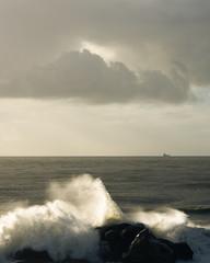 Oceano Atlntico / Atlantic ocean (Francisco (PortoPortugal)) Tags: portugal porto oceanoatlntico franciscooliveira portografiaassociaofotogrficadoporto 0462016 20160305fpbo2530