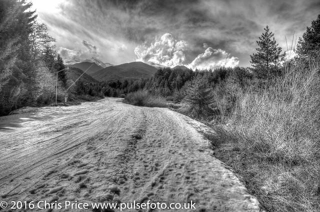 Ski Road, Bansko