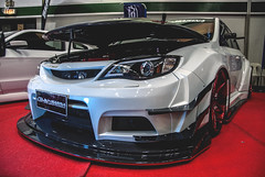 Varis Subaru Impreza WRX STI (GE) (Justin Young Photography) Tags: cars philippines subaru manila impreza wrxsti varis manilainternationalautoshow