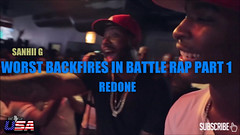 WORST BACKFIRES IN BATTLE RAP PART 1 REDO... (battledomination) Tags: t one 1 big freestyle king ultimate pat domination clips battle dot charlie part worst hiphop rap lush smack trex league stay mook rapping murda battles rone the in redo conceited charron saurus arsonal kotd dizaster filmon backfires battledomination