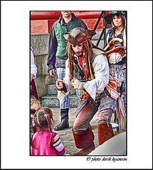 PIRATE DAY 2015 (Derek Hyamson) Tags: liverpool waterfront candid pirates hdr albertdock