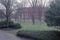 Harvard University (KevinCollins00) Tags: cambridge usa boston america 35mm nikon fuji unitedstates superia massachusetts harvard newengland fujifilm nikonf3 asa400 expiredfilm xtra c41 filmphotography colorfilm colourfilm 135film