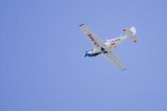 SAAB-Scania AB (EX)91A LN-AAS (Svein K. Bertheussen) Tags: fly aircraft aviation saab safir luftfart aircraftinthesky saabsafir