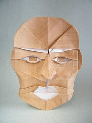 Rostro - Fernando Gilgado (Rui.Roda) Tags: face origami mask fernando papiroflexia rostro rosto visage masque mscara gilgado papierfalten