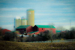 As With All Dreams (HSS) (13skies) Tags: red soft looking barns dreams fields softfocus slidersunday