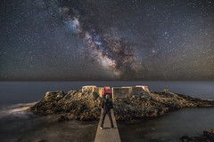If only (.remfer06) Tags: sea night composition stars cotedazur assemblage sony cap nightphoto core toiles selfy milkyway dail frenchriviera nex 3200iso 3n sagitaire samyang nightfoto exterieur voielactee