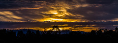Sunset (countchristo) Tags: sunset sky sun birds silhouette clouds canoneos7d efs18200mmf3556is