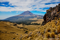 Popocatpetl (Ben Perek Photography) Tags: mexico volcano popo popocatpetl izta