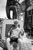McCovey Cove Dave (arterial spray) Tags: sanfrancisco california ca plaza statue baseball sfgiants giants aca petition survey openingday mlb mccoveycove 4thandking williemays 2016 attpark sigmature willemaysplaza dalliswillard nextgenclimate mccoveycovedave smokibng