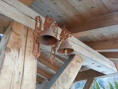 Chamonix cloches (christine.petitjean) Tags: chamonix doorbell cloches