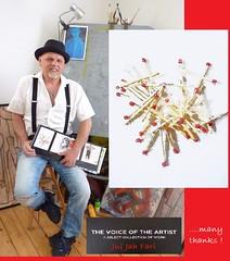 Featured in THE SCOPE Miami Book (Jui Jah Fari) Tags: newyork art wow germany fire artwork artist miami scope kunst knstler featured jui fireart artdigital juijahfari thevoiceoftheartist scopemiamibook mikadofire miamibook