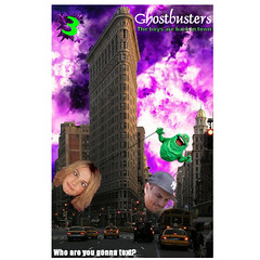 Ghostbusters 3 (Hobbycorner) Tags: ny art britney ghostbusters slimer