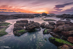 Camps Bay After The Sunset (Mujahid's Photography) Tags: sea sky seascape beach clouds landscape campsbay autmn westerncape 2016 southafirca nikond800 mujahidurrehman mujahidsphotography wwwmujahidurrehmancom