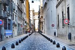 Las empedradas calles del centro porteo (Nicolas Solop) Tags: street urban argentina stone architecture calle arquitectura buenosaires pavement ciudad urbano stonepavement paved empedrado