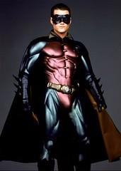 Robin (Guardian Screen Images) Tags: chris film robin comics movie book dc comic dick books super rubber grayson hero superhero batman forever heroes 1995 superheroes spandex odonnell lycra